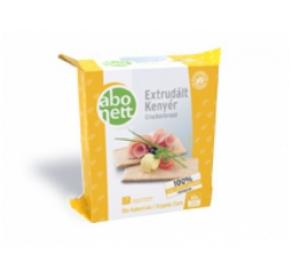 Abonett kukoricás extrudált Bio kenyér 100 g