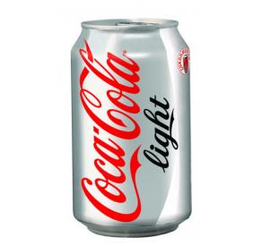 Coca Cola light 0,33 L doboz