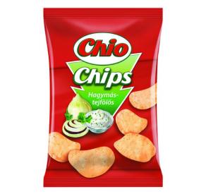 Chio Chips 75 g hagymás-tejfölös