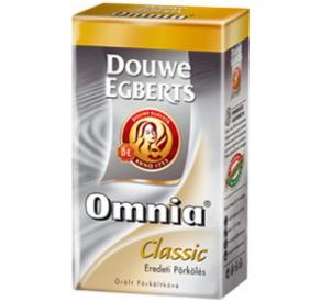 Omnia 250 g vákuum csomagolt őrölt kávé