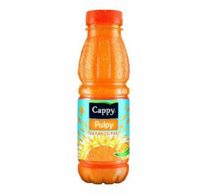 Cappy Pulpy 0,33 L narancs