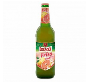 Borsodi Friss Grapefruit 0,5 L üveges sör