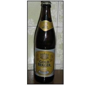 Gold Berger 0,5 L üveges sör 3%